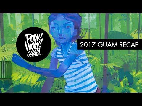 POW! WOW! Guam 2018
