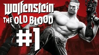 Thumbnail für das Wolfenstein: The Old Blood Let's Play