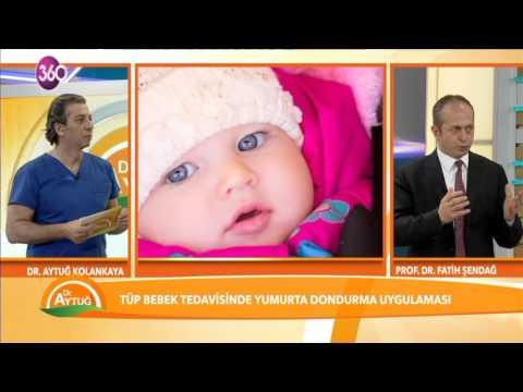Tüp Bebek Tedavisi - Kanal 360 - Prof Dr Fatih Şendağ - Acıbadem Hastanesi