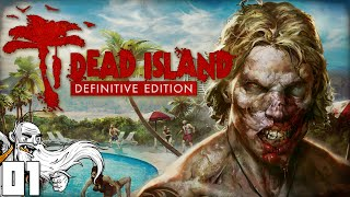 """BASHING IN ZOMBIE HEADS!!!"" - Dead Island Definitive Edition 1080p HD Gameplay Walkthrough"