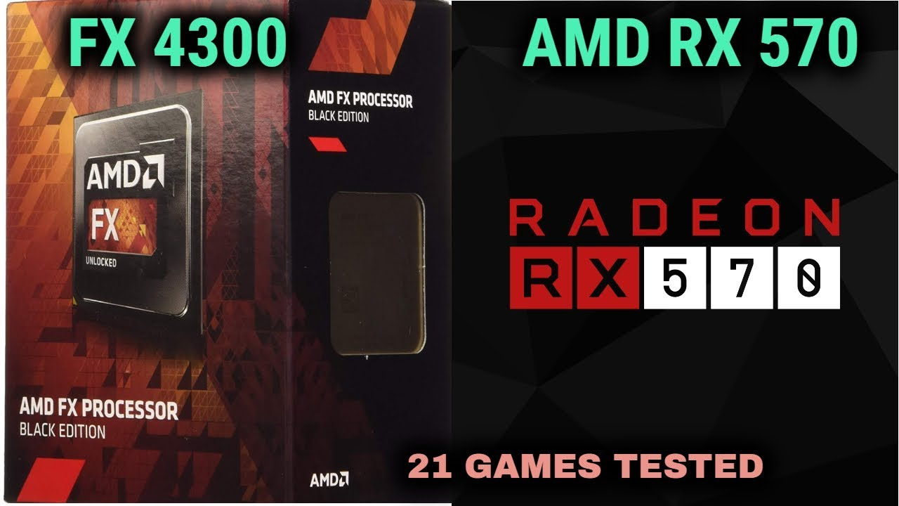 Amd Fx 4300 How Good For Gaming In 2019 Youtube