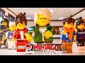O INICIO DA AVENTURA em The LEGO NINJAGO Movie Video Game #1 Dublado em Português