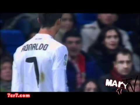 Cristiano Ronaldo vs Sevilla [by:Mary17]
