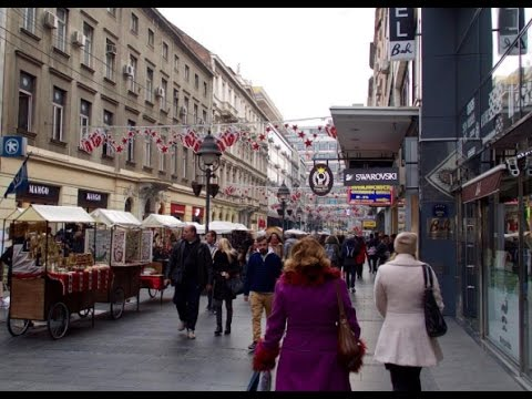 Belgrad'ta Alışverişin Püf Noktaları - İpek Yolu