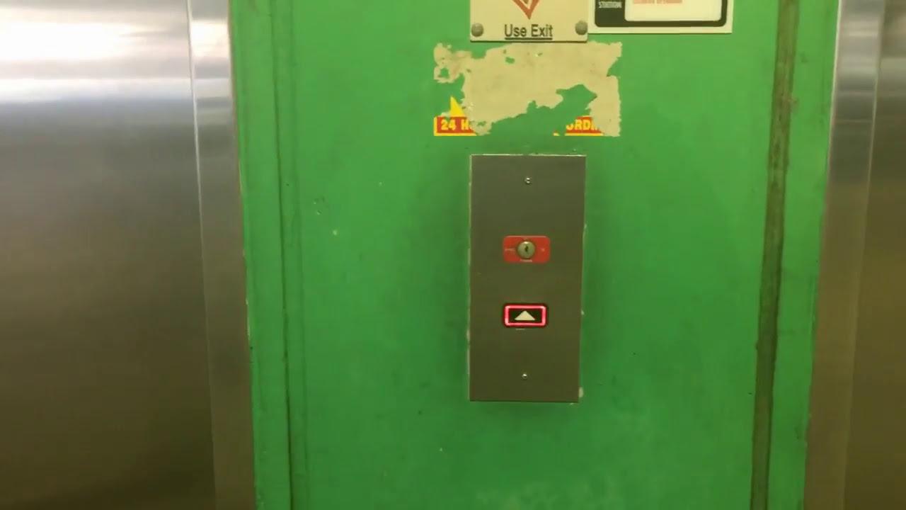 Kings Avenue Parking Garage Kone Elevators Jacksonville, FL - YouTube