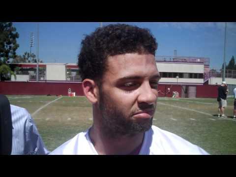 Meet Dillon Baxter, USC, FR
