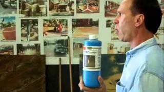 Нанесение красителей на бетонные полы(, 2011-08-23T15:58:45.000Z)