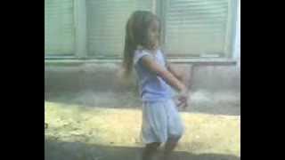 Melindus táncol