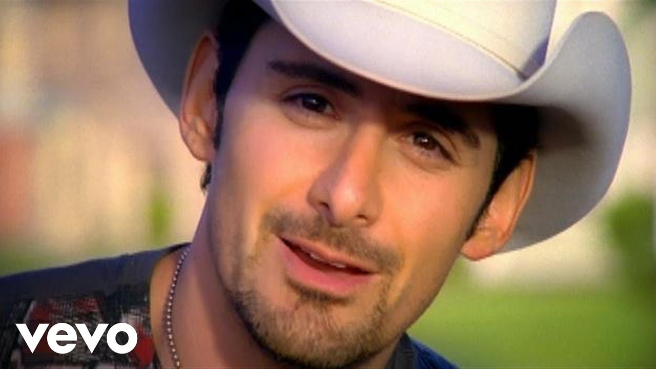 brad paisley, welcome to the future
