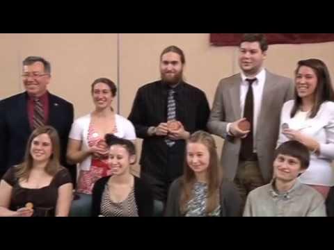 2014 Chambliss Academic Achievement Awards
