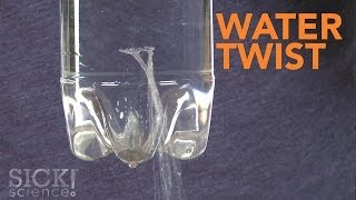 Water Twist - Sick Science! #189