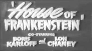 House of Frankenstein - 1944 - Official Trailer