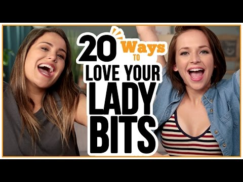 20 Ways to Befriend Your LADY BITS - w/ Alexis G. Zall and Ayydubs