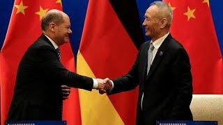 Deutschland und China bauen Finanzkooperation aus