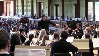 Beethoven: Symphony No. 7 - 2nd Movement - Tito Muñoz/BUTI Young Artists Orchestra Thumbnail