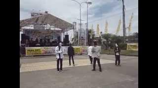 Palembang Shuffle Army (PSA) @PTC mall