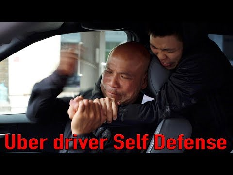 uber driver self defense