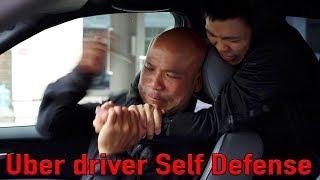 uber driver self defense