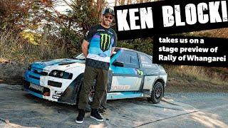 Rally Whangarei 2019 Preview with Ken Block