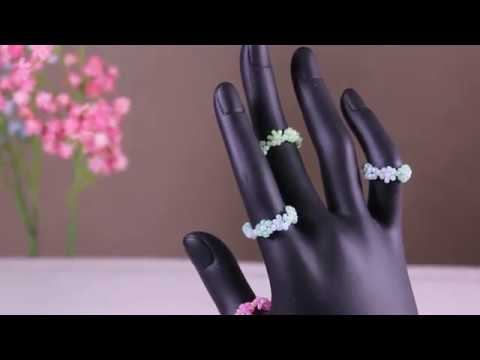 DIY JEWELRY - Rings1