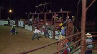 Bar-None Rodeo in Plainview, Texas