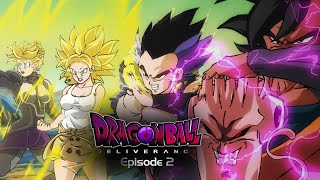 Dragon Ball Deliverance Episode 2 | FAN MADE SERIE | - Verstreut