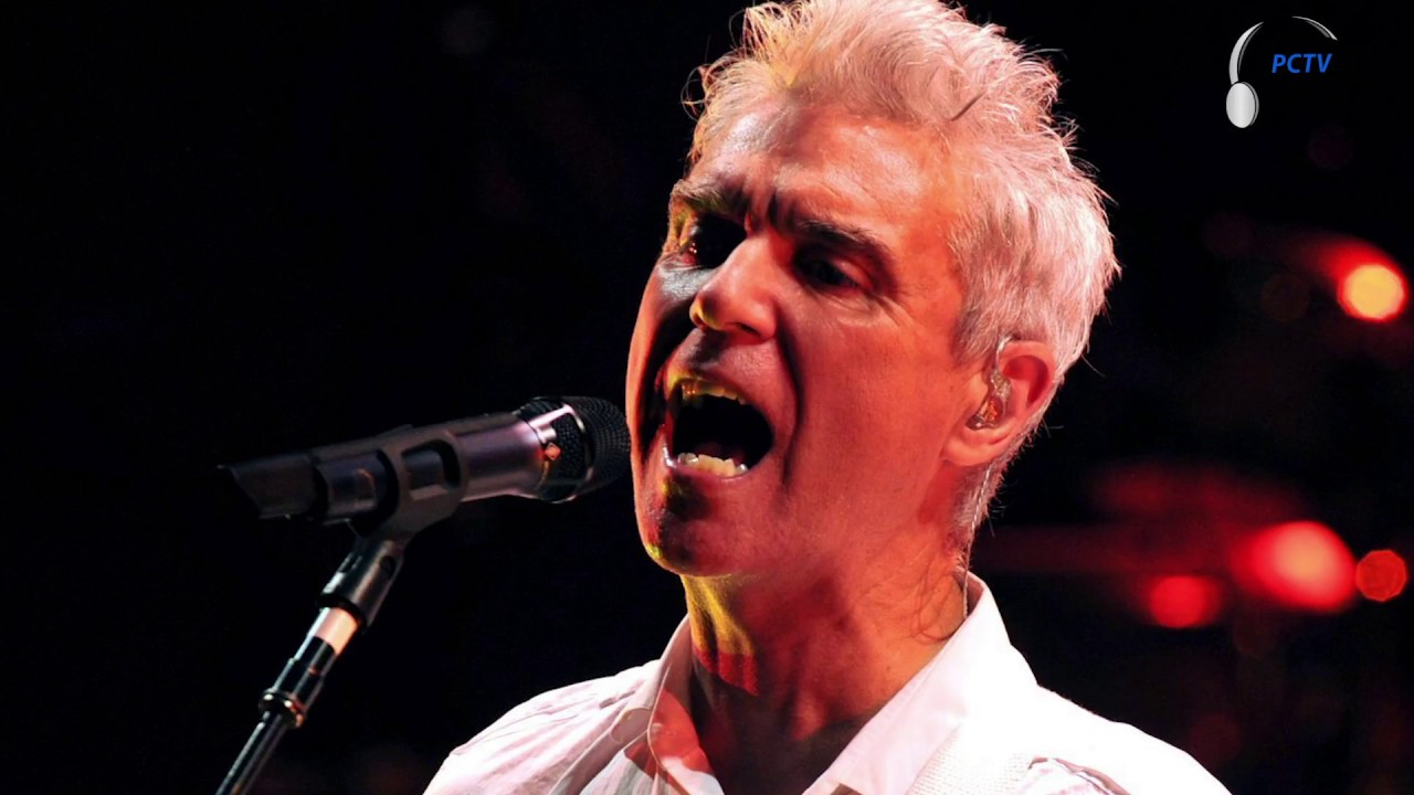 "David Byrne ""American Utopia"" (Part 1 of 4) Whiteboard Sessions"