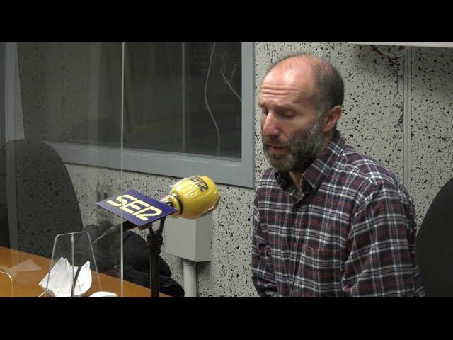 Entrevista a Jácome, fin 2020 en Cadena Ser Ourense 31/12/20