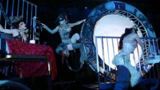 """Emilie Autumn, Stage entrance and """"4 O'Clock"""", Live in San Francisco Feb 2nd 2012"""
