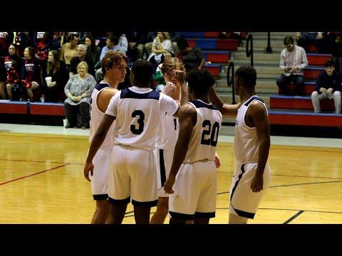 Bessemer Academy Basketball v. Monroe (1st round)