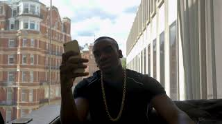 Bugzy Malone Answers Fan's Questions via Instagram | Link Up TV