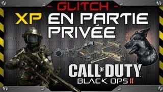 Glitch BO2 // Gagner de l'XP en partie personnalisée/privée (Contre bots) TUTO Xbox PS3 APRES PATCH