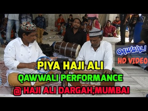 Piya Haji Ali Qawwali performance at Haji Ali Dargah Mumbai - HD Video | TravelPedia 360