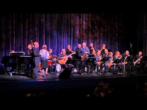 Spartanburg Jazz Ensemble Set 2,Chapman Cultural Center Spartanburg SC 02/28/15
