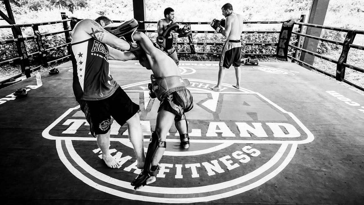 AKA Thailand - Phuket Thailand's Premier Muay Thai & MMA Fitness Camp