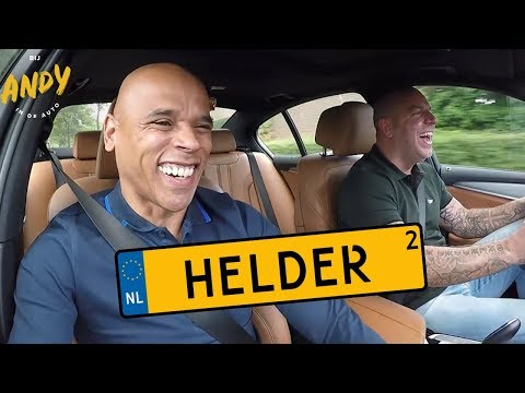 Glenn Helder deel 2 - Bij Andy in de auto