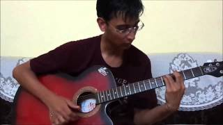 Mission Impossible Theme (Fingerstyle Guitar Solo) Cover