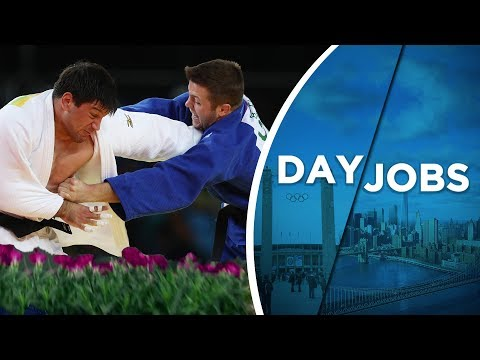 How an Olympic Judoka Supports his Tokyo 2020 Dreams Through Gardening | Day Jobs