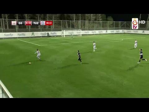 Hazırlık Maçı   Galatasaray 5 - 0 Tuzlaspor (15 Ocak 2018)