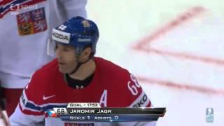 MS v hokeji 2014 Minsk Česko - Slovensko 3:2 pp.