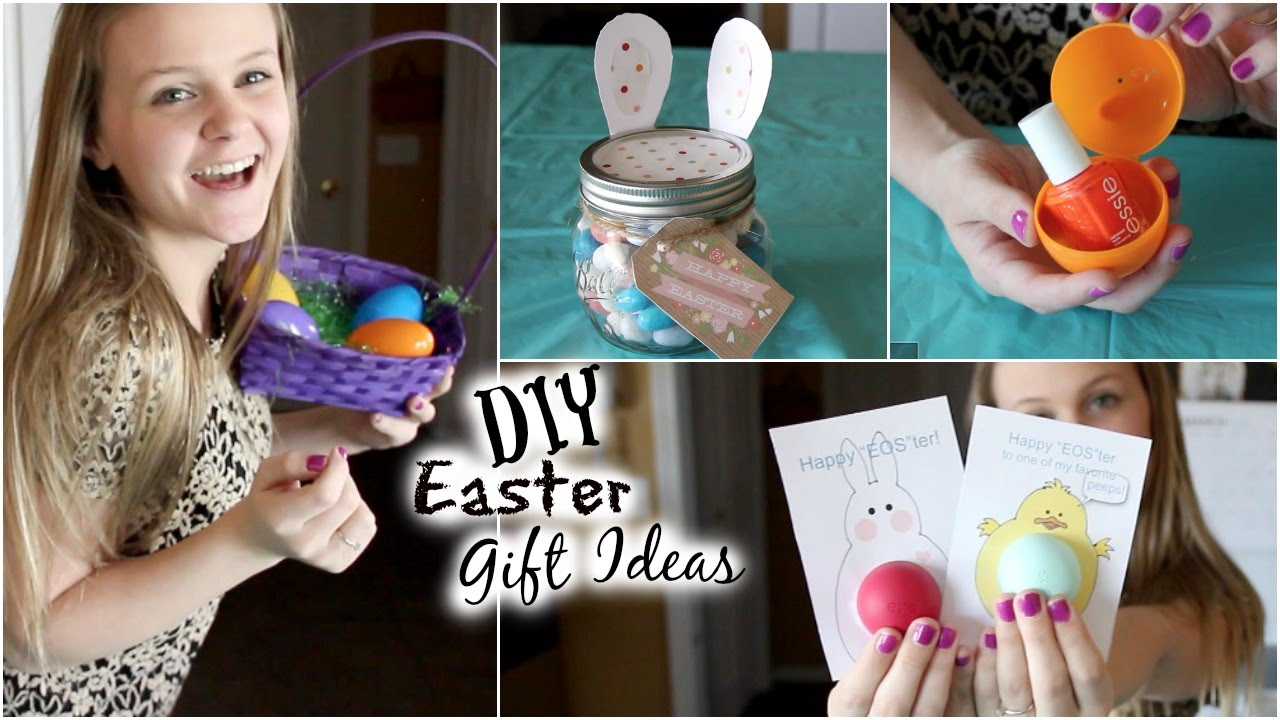 Diy last minute easter gift ideas youtube diy last minute easter gift ideas negle Image collections