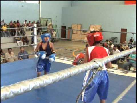 boxeo niños