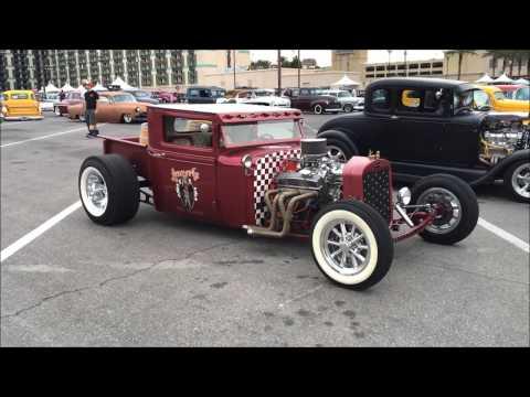 1932 Lil Hot Rod Chevrolet Pick up