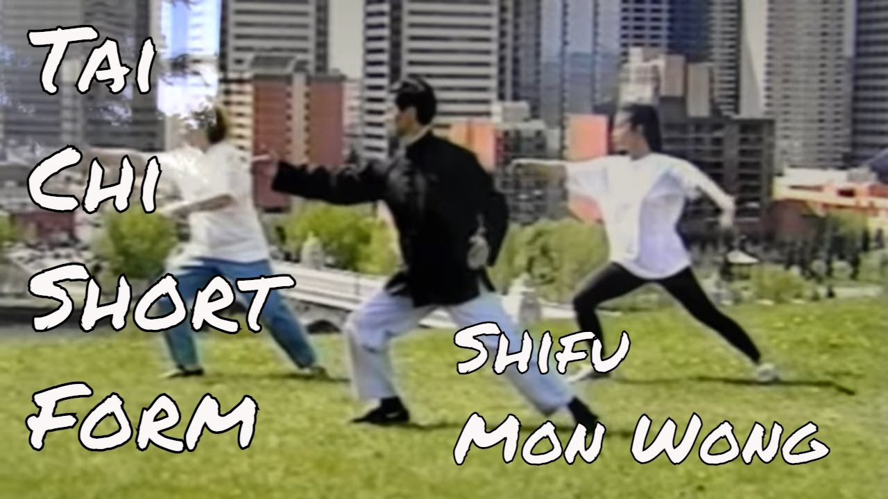 Short Form Yang Style Tai Chi - YouTube
