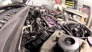 Instructional Video: 2001 Toyota Avalon Valve Cover Gasket/Spark Plug Replacement