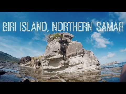 Biri Rock Formation | Biri Island, Northern Samar, Philippines
