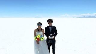 Taking a Drone on Honeymoon  - 400 Days Around the World