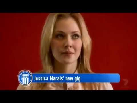 Jessica Marais' New Gig