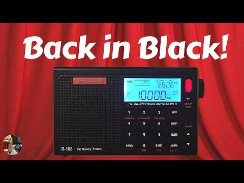 Sihaudon R-108 AM FM LW AIR Shortwave Radio Review