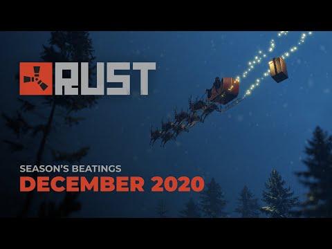 Rust - Christmas 2020 Update